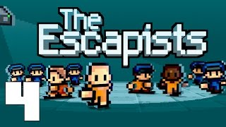 The Escapists! El Prisionero Madafaka! Capitulo 4! LIBERTAD!