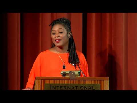 GWS Keynote Lecture: Black Lives Matter Co-founder Alicia Garza