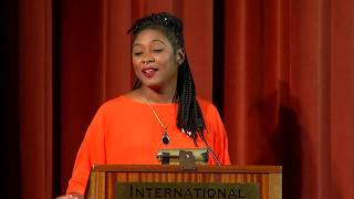 GWS Keynote Lecture: Black Lives Matter Co-founder Alicia Garza