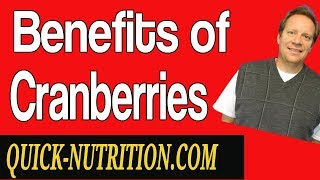 Top Health Benefits of Cranberries: Learn What Cranberries Not to Eat