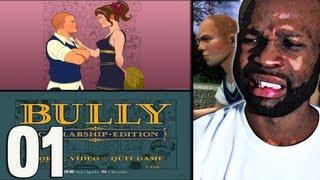 "Bully Scholarship Edition Gameplay Walkthrough Part 1 - ""Lets Play"" ""Playthrough"""