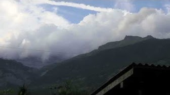 Medley météo sur Crans-Montana ! - Août 2013