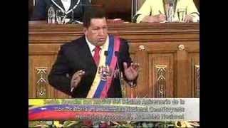 25 Jul 2009 Hugo Chávez en AN: décimo aniversario de convocatoria a Asamblea Nacional Constituyente