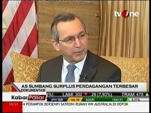 Tekad Amerika untuk Menjadi Investor Terbesar di Indonesia (Dec 4, 2014) - TV One
