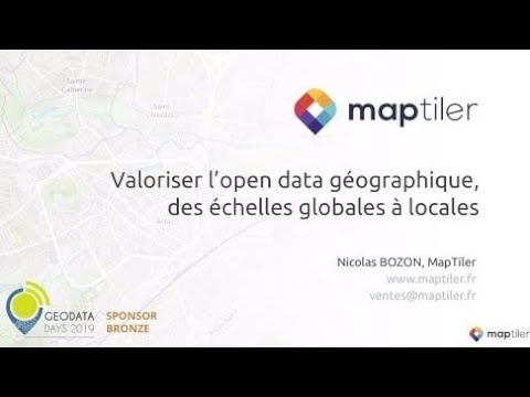 Open source – MapTiler