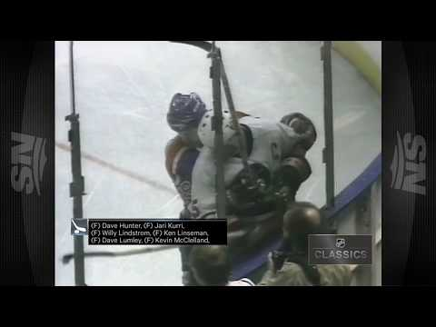NHL Classics: Fuhr shutout 1984 Stanley Cup Game 1