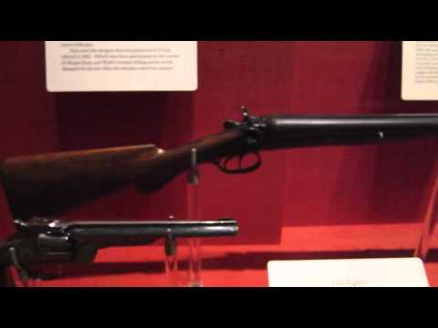 Wyatt Earp and Doc Holliday Original Guns - Museum Exclusive