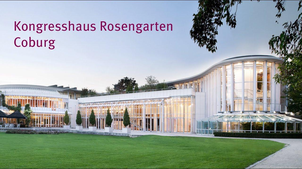 Kongresshaus Rosengarten in Coburg Imagefilm
