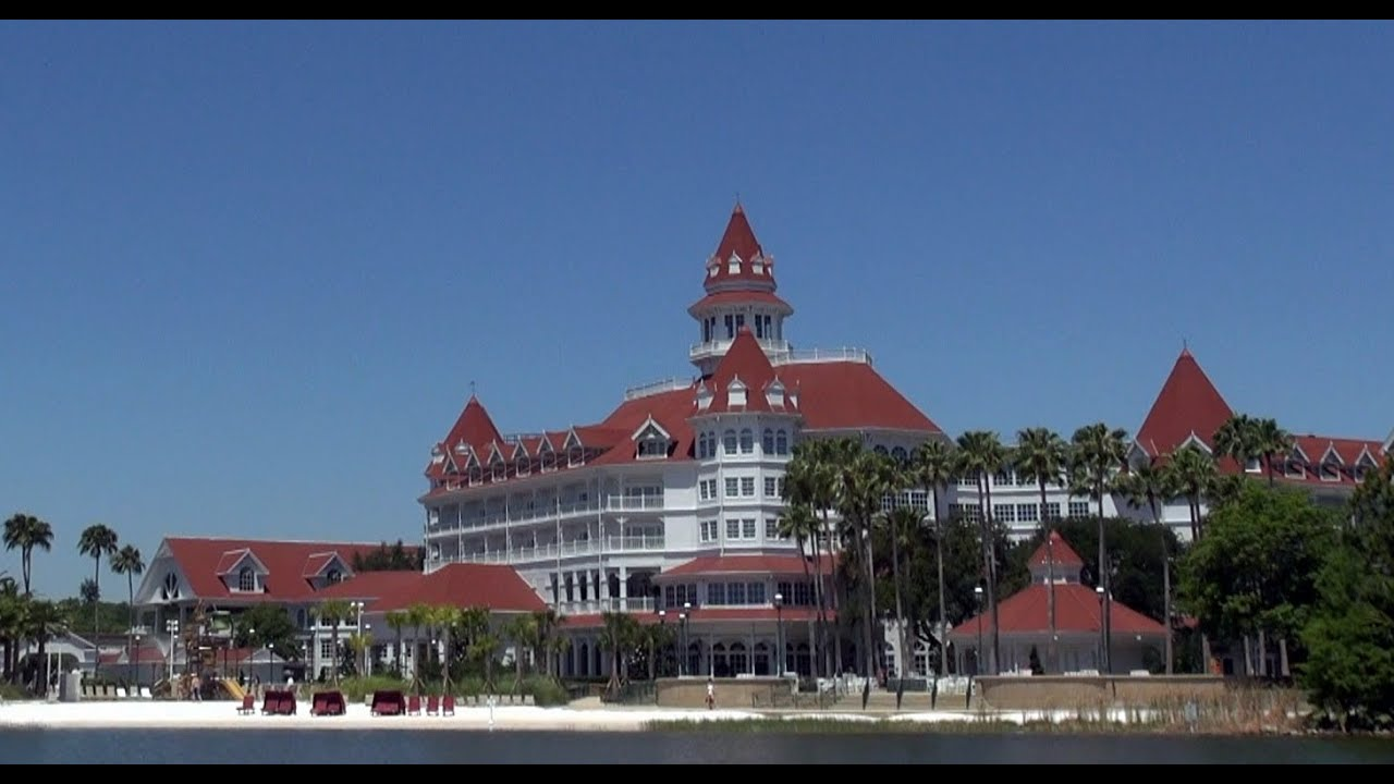 Grand Floridian Resort Amp Spa And Villas As Seen From