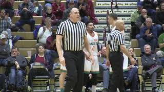 Highlights: NSU Men's Basketball vs University of Sioux Falls 2/8/19 I Hate Winter