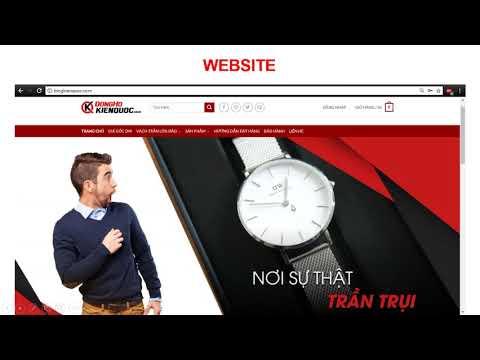 Phân biệt đồng hồ Daniel Wellington chính hãng vs fake (video hướng dẫn sử dụng)