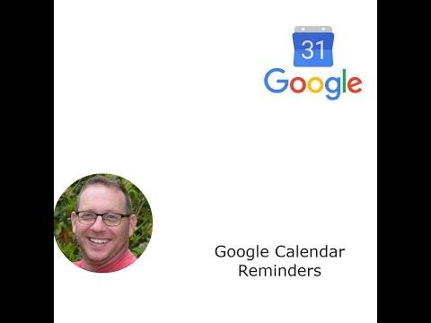 TC Hangout Calendar and reminders