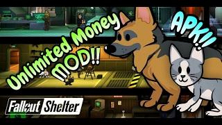《Fallout Shelter Unlimited Money Mod Apk!!》