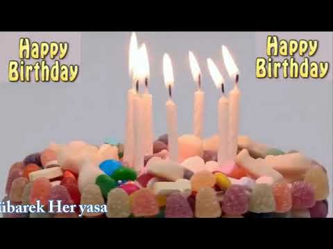 İyi ki doğdun GÜNAY - İsme Özel Doğum Günü Şarkısı