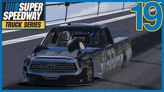 THANKS IRACING! - Superspeedway Truck Series  Round 19/24  at Talladega 75 Laps