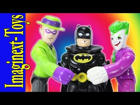 Marie Holbrook Cars Imaginext Batman Gets Beat Up & Loses A Tooth by Imaginext-Toys
