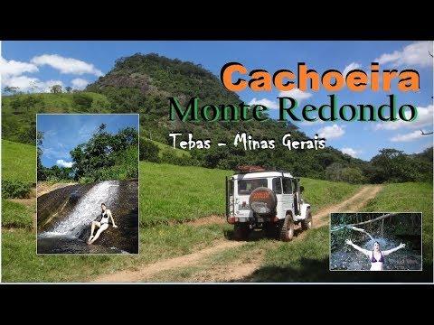 Toyota Bandeirante e Fiat UNO - Cachoeira Monte Redondo