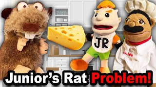 SML Movie: Bowser Junior's Rat Problem!