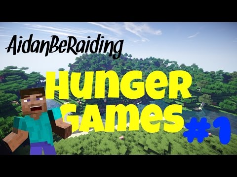 Minecraft PE Hunger Games #1: Three-Way Deathmatch!
