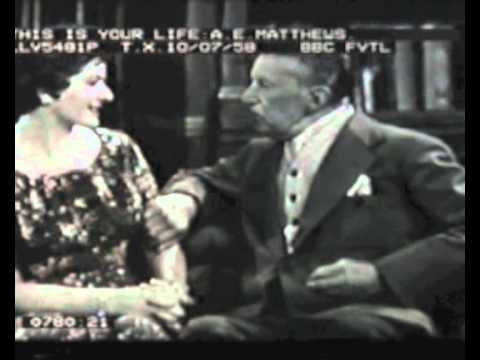 Margaret Lockwood surprises A.E. Matthews and Tony Britton