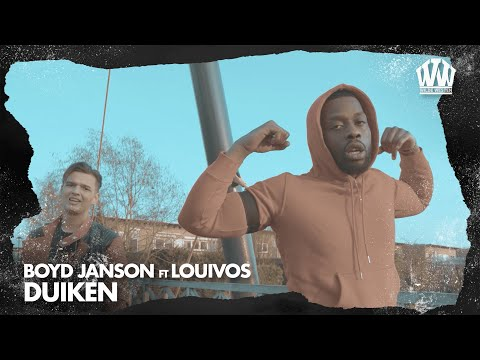 Boyd Janson ft. LouiVos - Duiken
