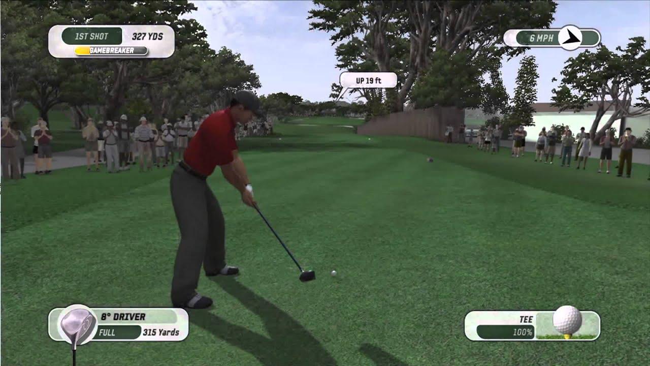 Tiger Woods Pga Tour 06 A Quick Lk Part 1
