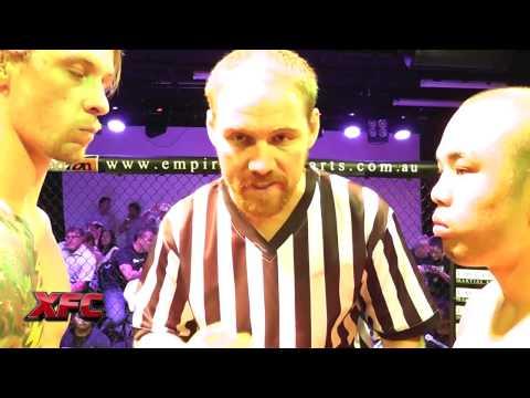 XFC20 Justin Wood vs Damian Sirisomphone