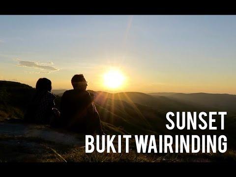Andien & Ippe goes to Sumba: Sunset Bukit Wairinding (PART 4)