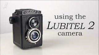 Lubitel 2 - How to use - Video manual | любитель 2 - відео-інструкція