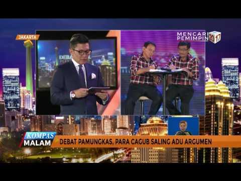 Perang Data Fakta di Debat Kandidat Final DKI Jakarta