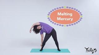 Melting Mercury (Active Listening Game) | Kids Yoga, Music and Mindfulness with Yo Re Mi