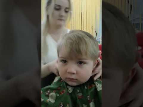 Детская парикмахерская ЧИК город Саратов!