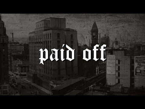 """Paid Off"" Old School Boom Bap Type Beat | Underground Hip Hop Rap Instrumental | Antidote Beats"