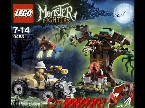 Лего охотники на монстров Оборотень 9463