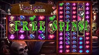 Voodoo Queen Slot Machine | Jackpot Party Casino Slots