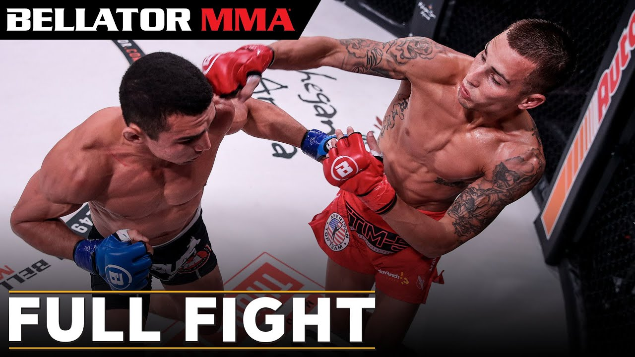 Full Fight | Leandro Higo vs. Ricky Bandejas | Bellator 249
