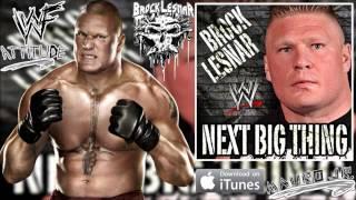 WWE: Next Big Thing V2 (Brock Lesnar) - Single + Download Link