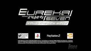 Eureka Seven Vol. 1: The New Wave PlayStation 2 Trailer -