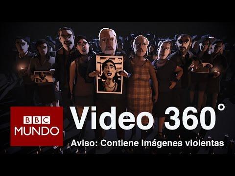 Cómo es ser traficada como esclava sexual en México (VR 360 GRADOS) - BBC Mundo