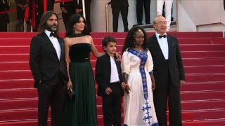 Cannes 2018: team of 'Capharnaum' walk the red carpet