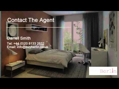 1 Bedroom Apartment For Sale in Berlin, Germany for EUR 236,508...