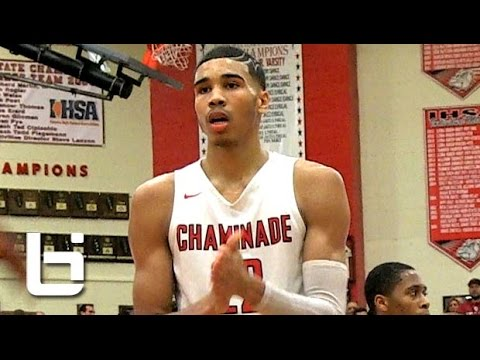 Duke Bound Jayson Tatum The Smoothest Game In High School! Official Mixtape! Mp3