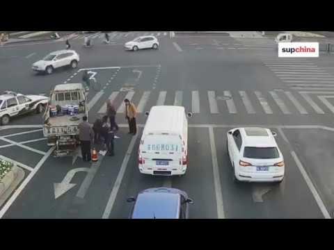 Top 5 China viral videos of 2017