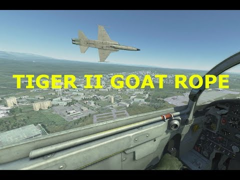 Ralfi's Alley - Tiger II Goat Rope
