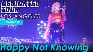 Carly Rae Jepsen - Happy Not Knowing - LIVE @ The Wiltern - Los Angeles - 8-10-19