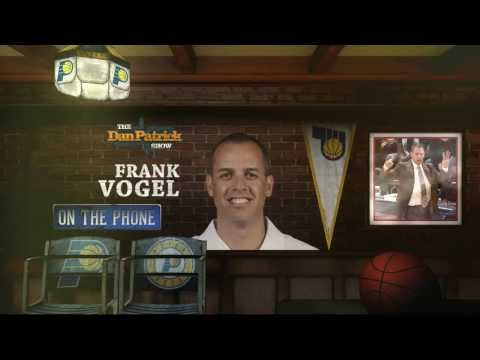 Frank Vogel on the Dan Patrick Show 12/11/13