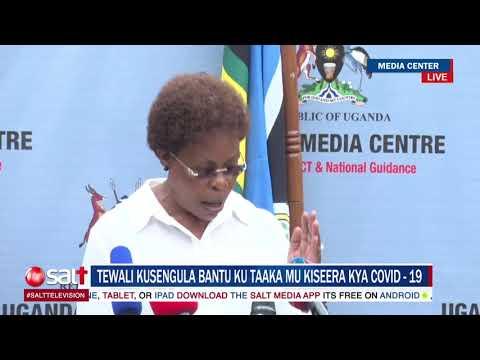 Ofiisi Zonna Ezikola Ku Ttaka Zaggalawo Okuva Pulezidenti Weyalangirira Kalantini Minisita Kamya Youtube