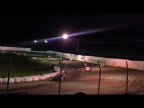 Marysville raceway Park Dwarf Car Main 4/21/18