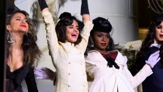 Exclusive: Behind-The-Scenes With Fifth Harmony On The