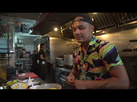 Pinoy Cooking Passion: Bad Saint's Chef Tom Cunanan - YouTube